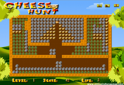 screen_cheese_hunt.jpg, Size 500×345