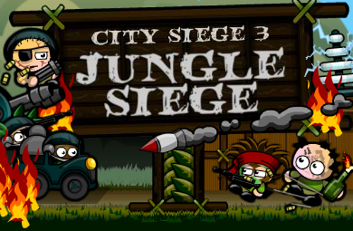 City Seige 3 &#8211; Jungle Seige