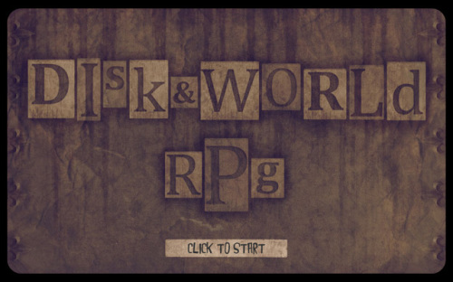 Disk&World RPG