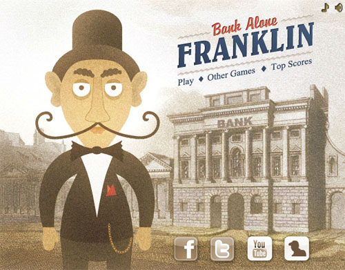 Franklin: Bank Alone