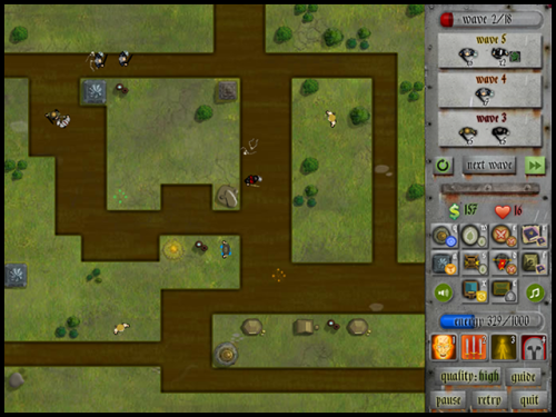 screen_hands_of_war_tower_defense.png, Size 500×375