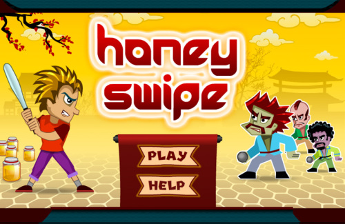 Honey Swipe