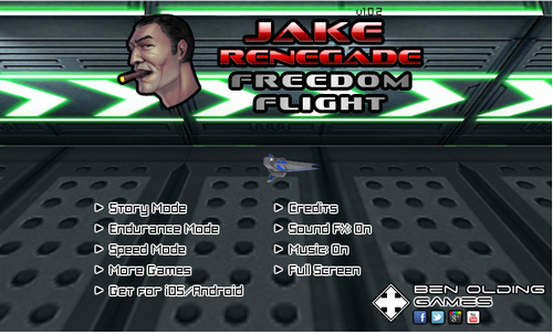 Jake Renegade: Freedom Flight