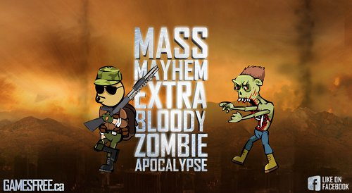 mass mayhem zombie