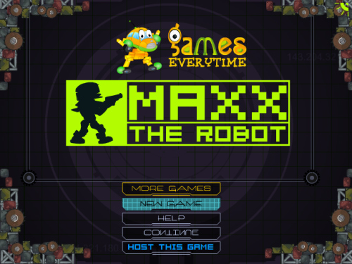 Maxx The Robot