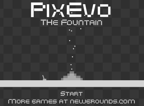 screen_pixevo_the_fountain.png, Size 479×354