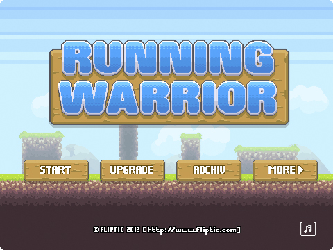 Running Warrior
