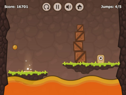 screen_the_lava_escape_level_pack.jpg, Size 500×375