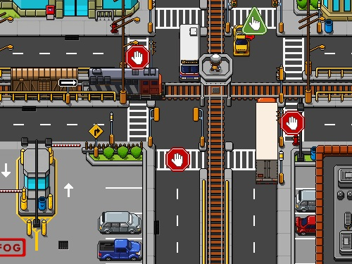 traffic manager game free