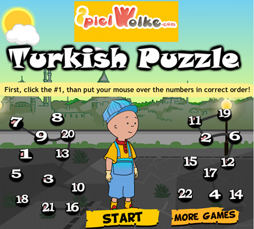 Turkish Puzzle